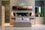 Кровать без основания Sanvut КШС900 0
