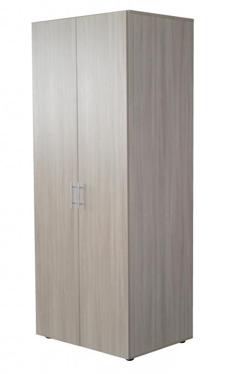 Шкаф для офиса Sanvut ШБ2 Ясень шимо светлый